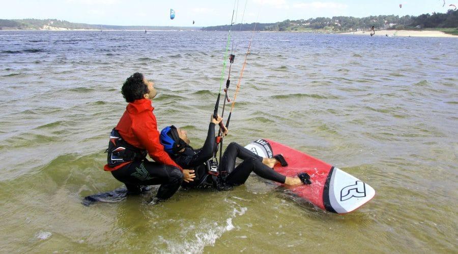 Kitesurf Lessons Portugal - Gustykite